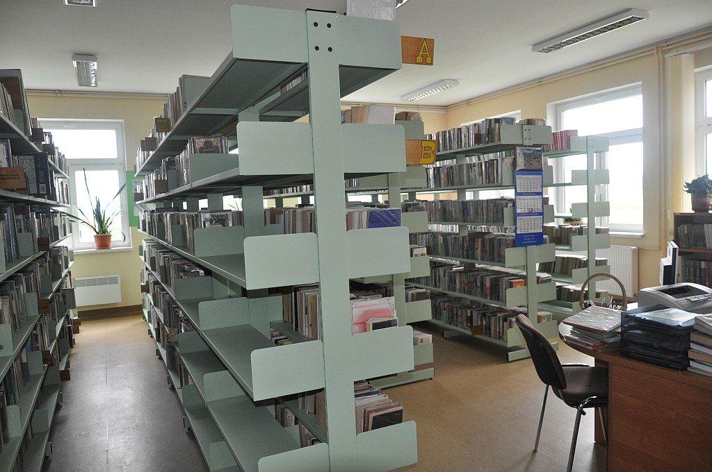 Budowa obiektu infrastruktury kultury - biblioteka