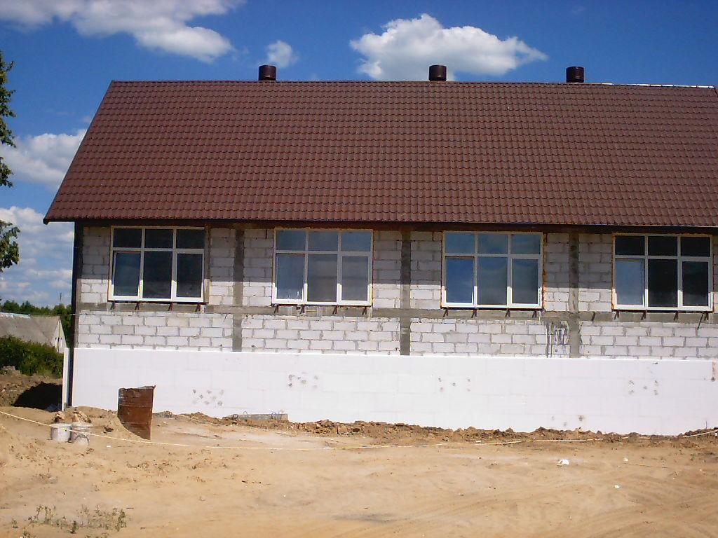 Budowa obiektu kultury fizycznej - sala sportowa z zapleczem przy SP w Rumianie