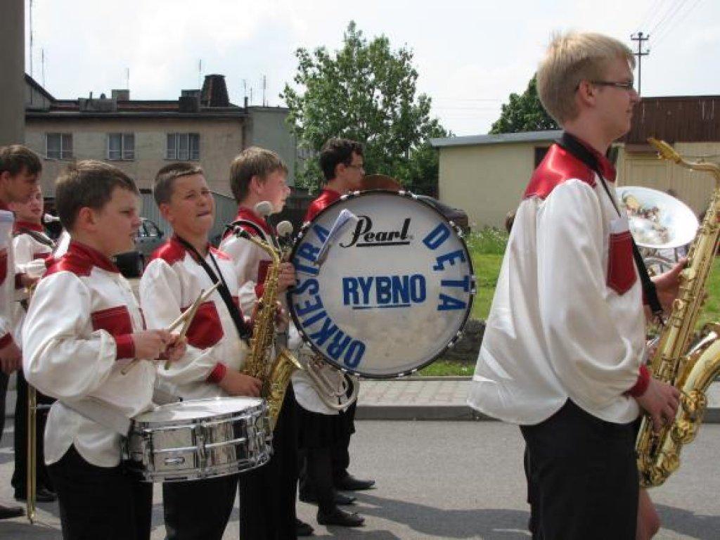 Orkiestra zagrała w Biskupcu