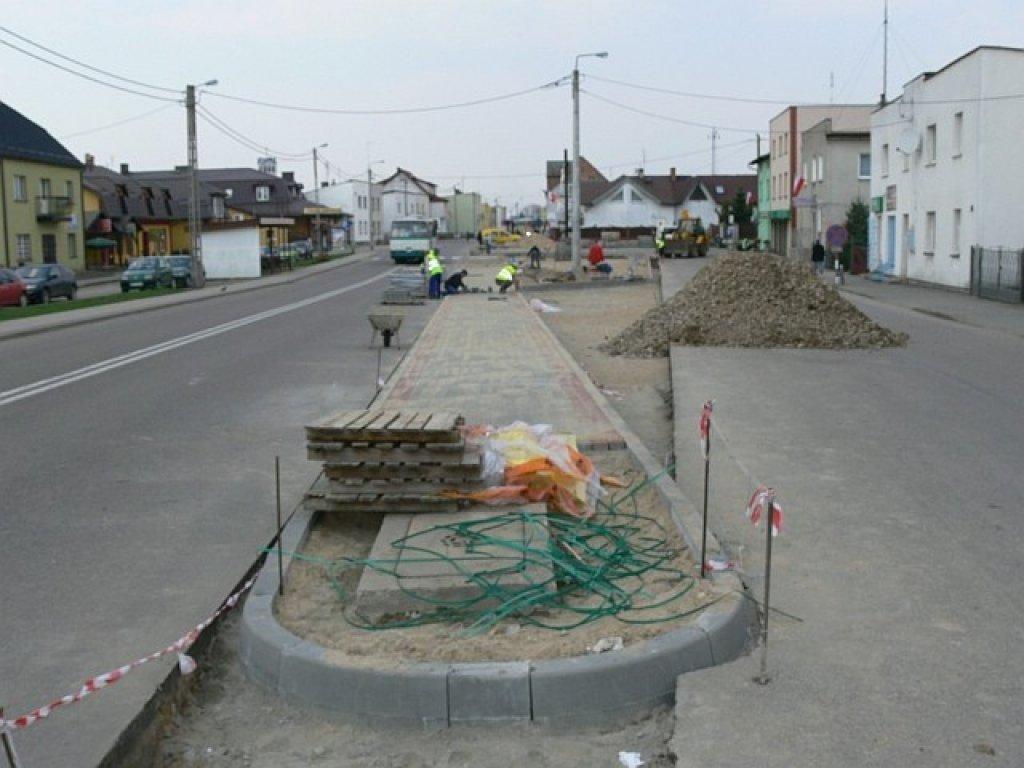 Zagospodarowanie centrum Rybna