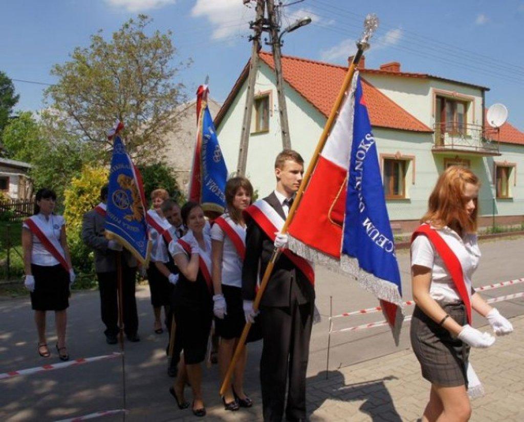 Szkoła w Jeglii otrzymała imię Mikołaja Kopernika
