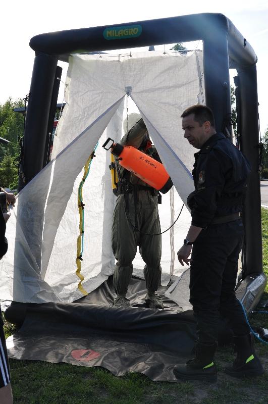 Powiatowe ćwiczenia obronne