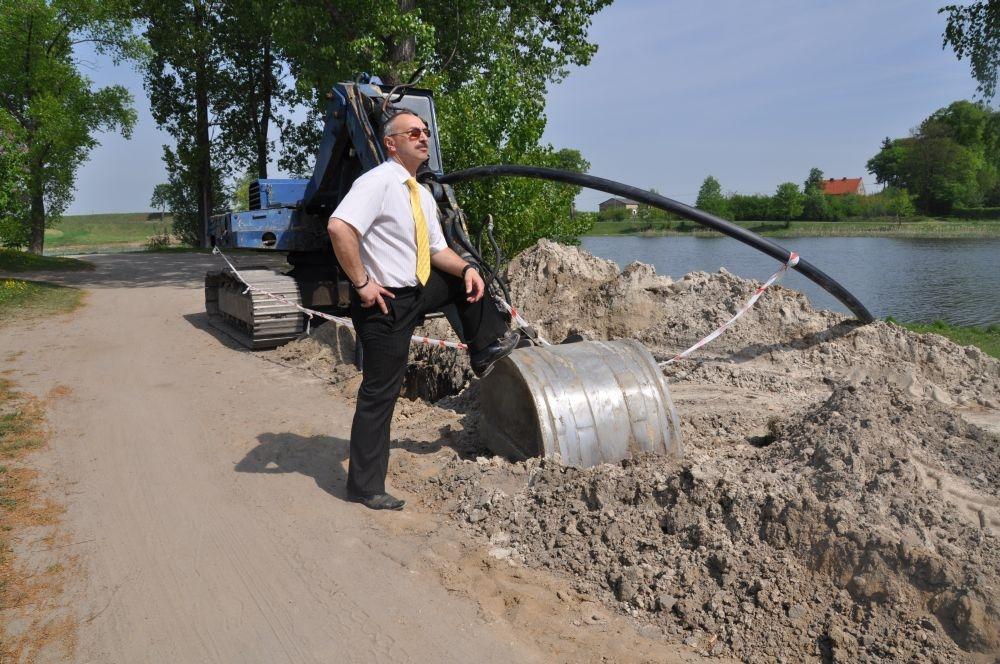 Rozbudowa kanalizacji Tuczki - Żabiny