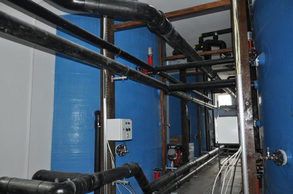 Rozbudowa kanalizacji i oczyszczalni ścieków