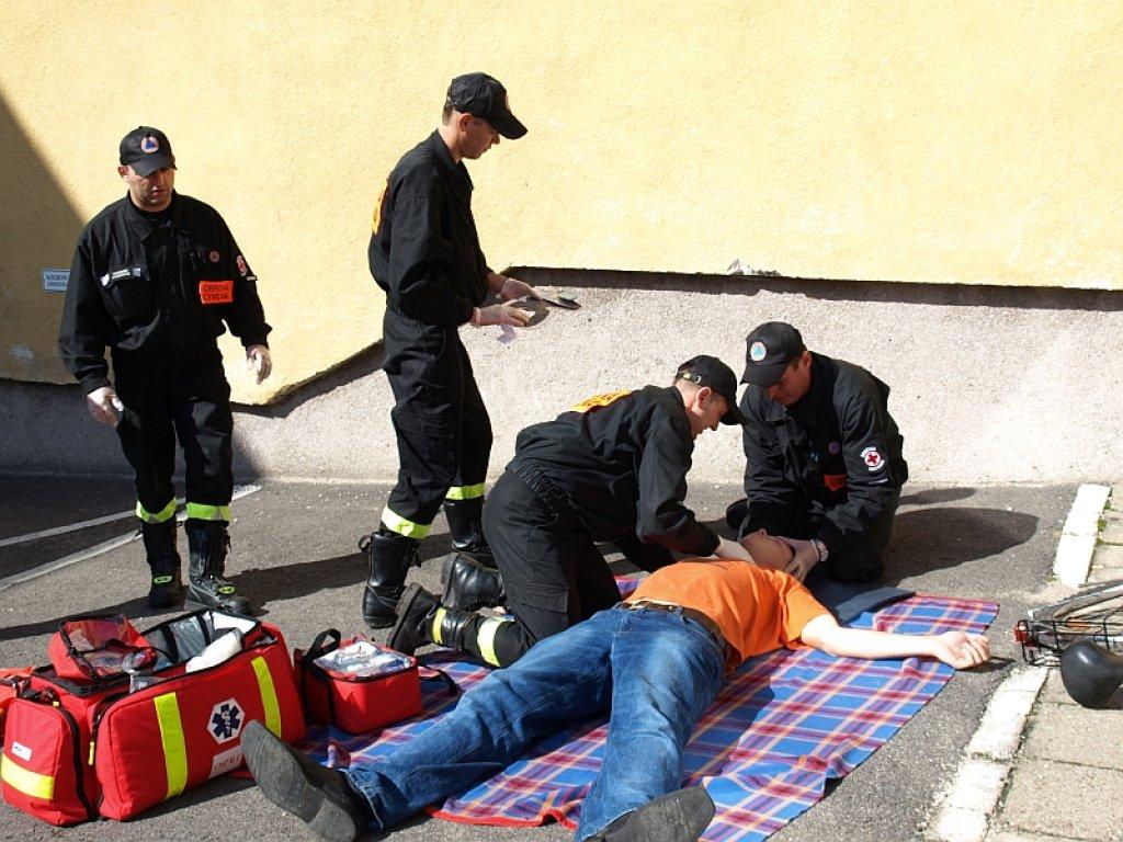 Ratownicy z Rybna na 5 miejscu