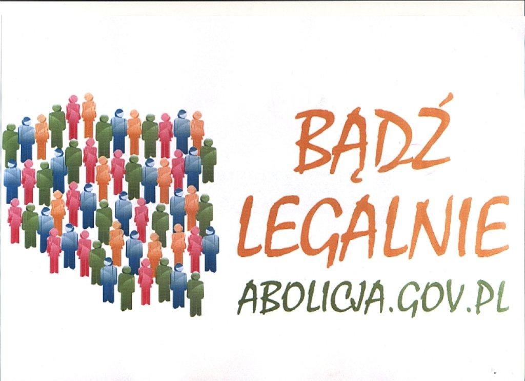 BĄDŹ LEGALNIE - abolicja.gov.pl