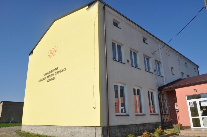 Szkoła Podstawowa w Żabinach