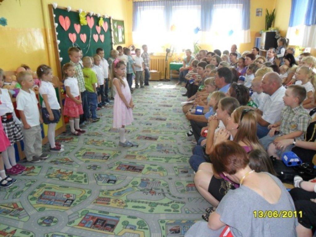 Przedszkole: Uroczystość z okazji Dni Rodziny