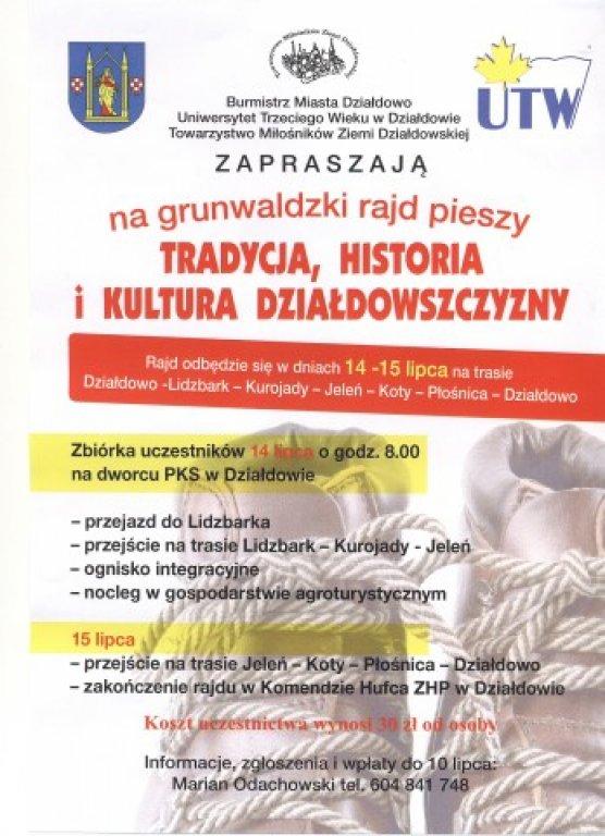 Grunwaldzki Rajd Pieszy