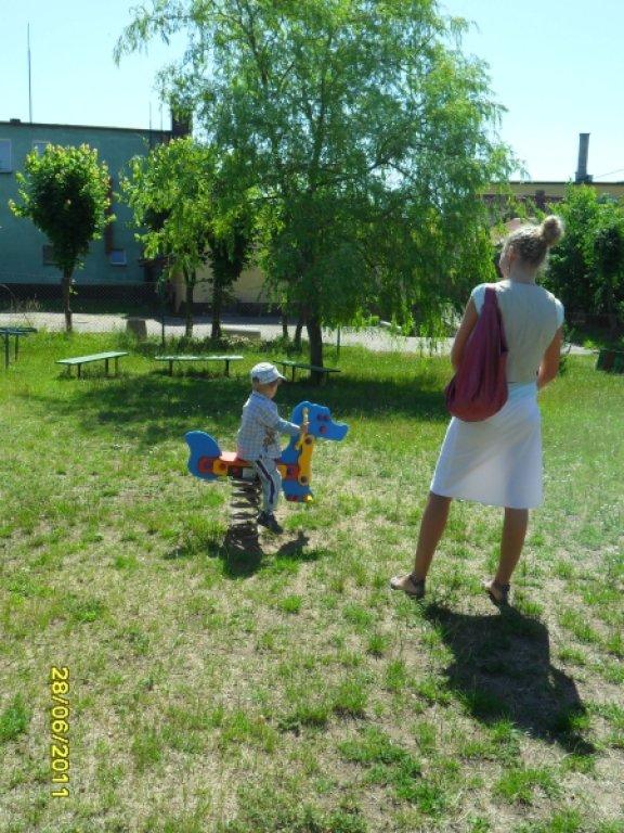 Dzień otwary w Przedszkolu w Rybnie