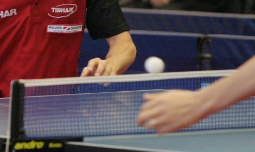 Liga tenisa stołowego - klasyfikacja końcowa