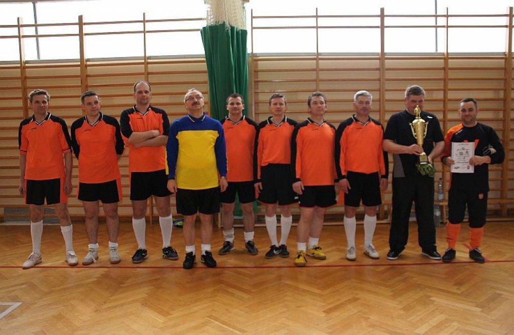 III Samorządowy Turniej Halowej Piłki Nożnej