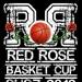 Red Rose Basket Cup 2012