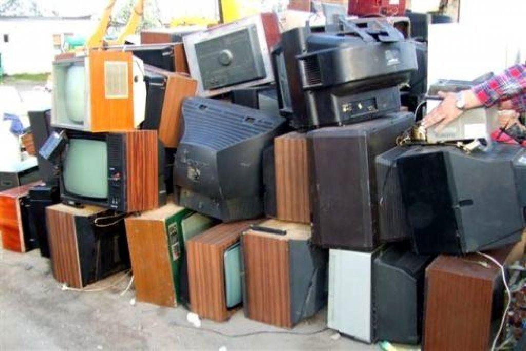 Zbiórka zużytego sprzętu elektrycznego i elektronicznego
