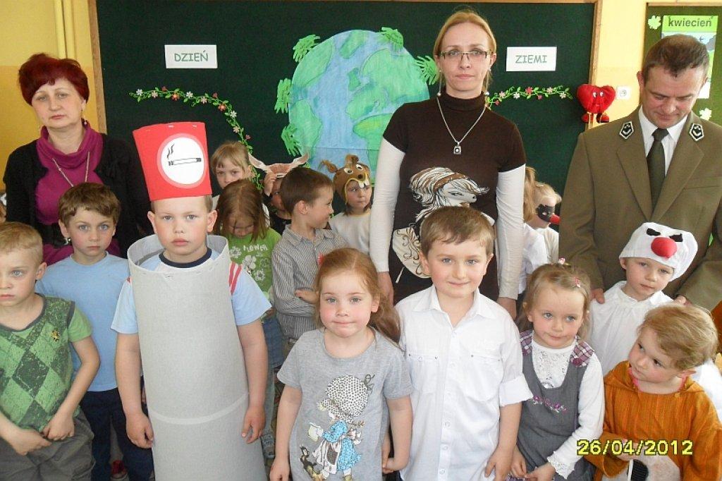 Dzień Ziemi w Przedszkolu