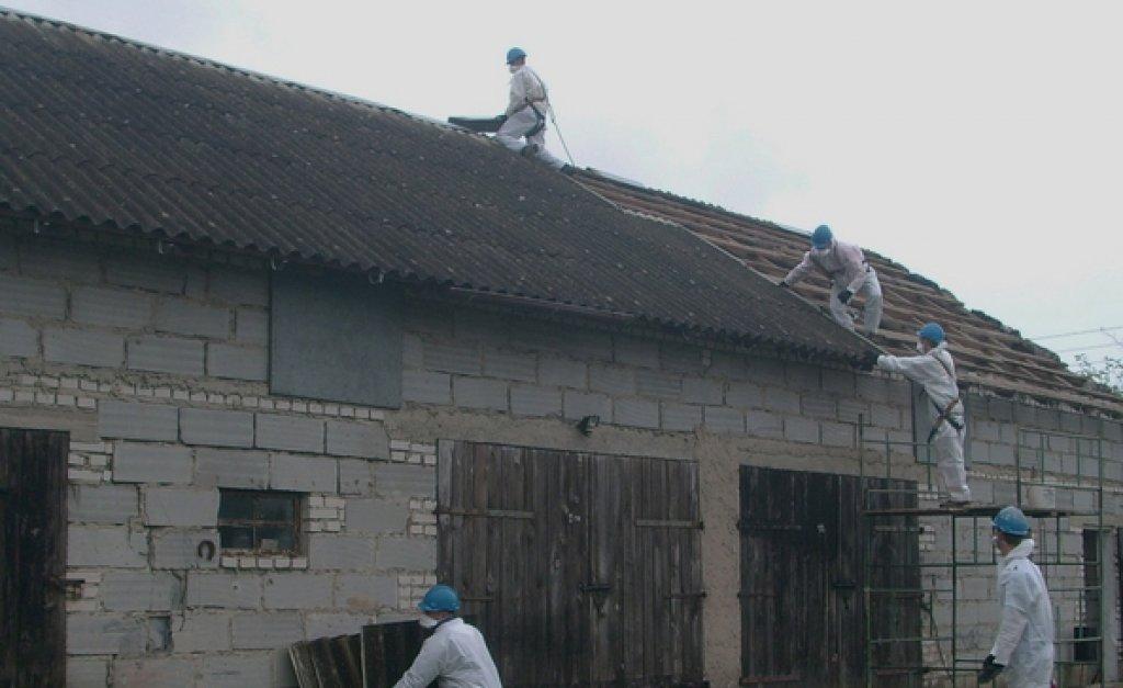 Wyniki konkursu na usuwanie azbestu