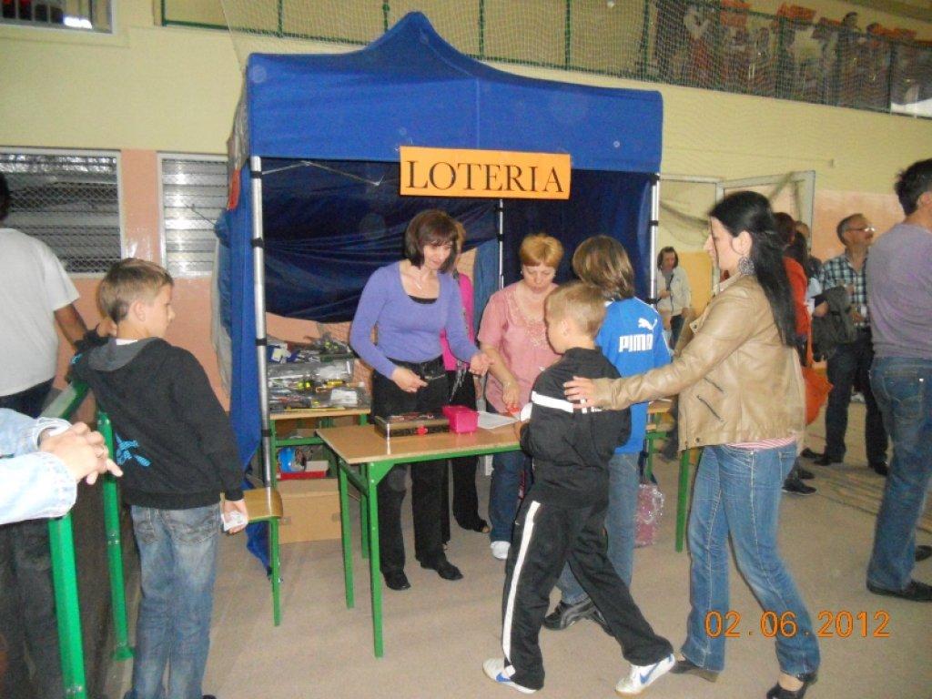 Festyn w Zespole Szkół