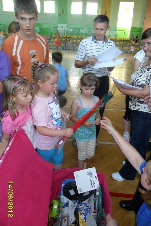 Rodzinny Turniej Sportowy