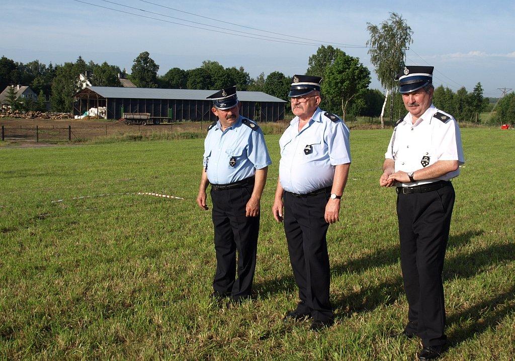 Parafialne zawody pożarnicze w Koszelewach