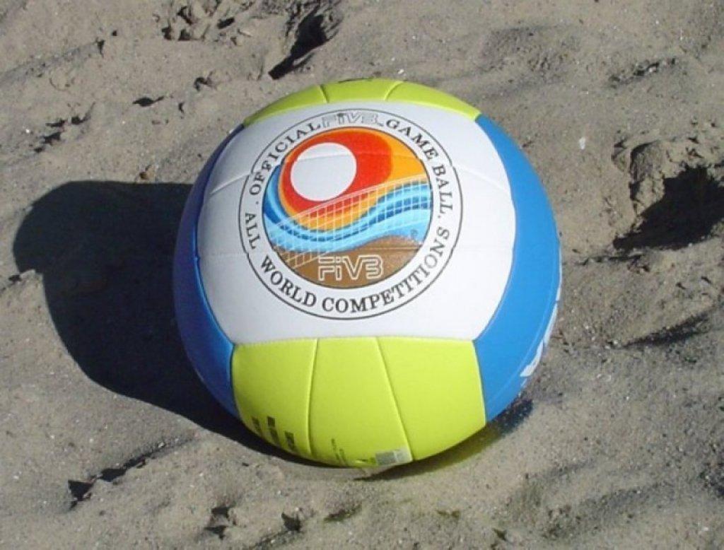 Turniej siatkówki plażowej o mistrzostwo gminy