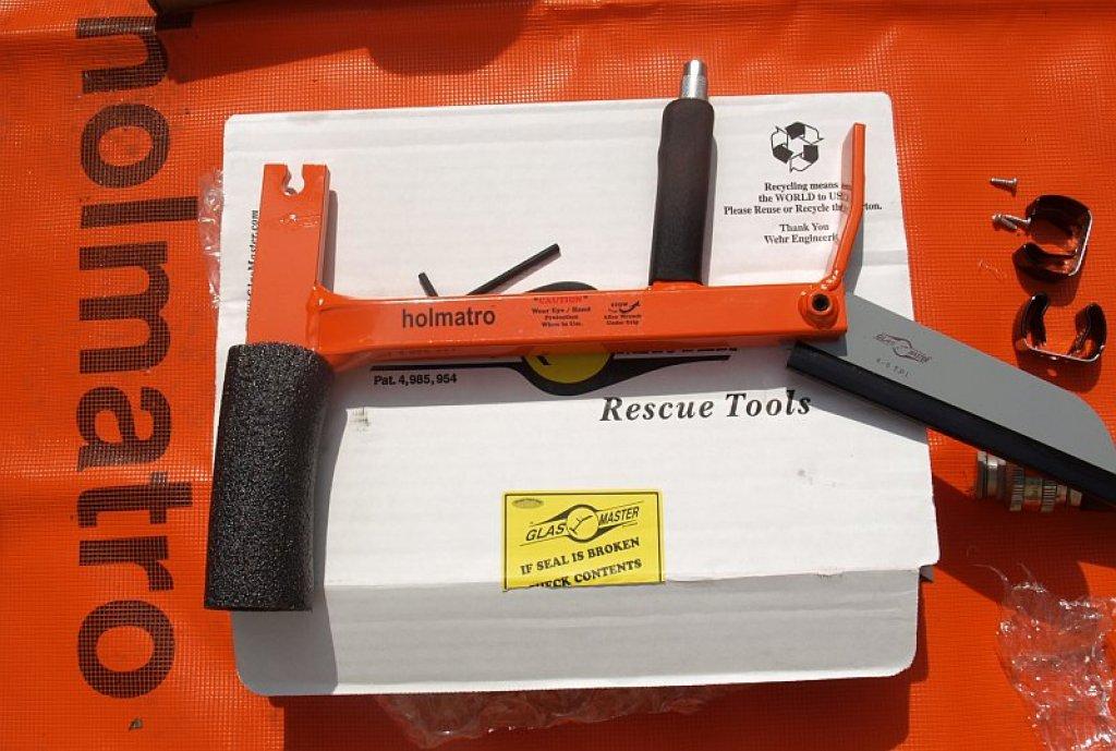 Zakup zestawu narzędzi ratowniczych dla OSP w Rybnie