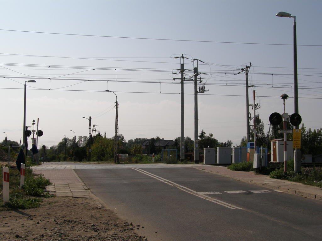 Zawiadomienie o zamknięciu przejazdu w Tuczkach