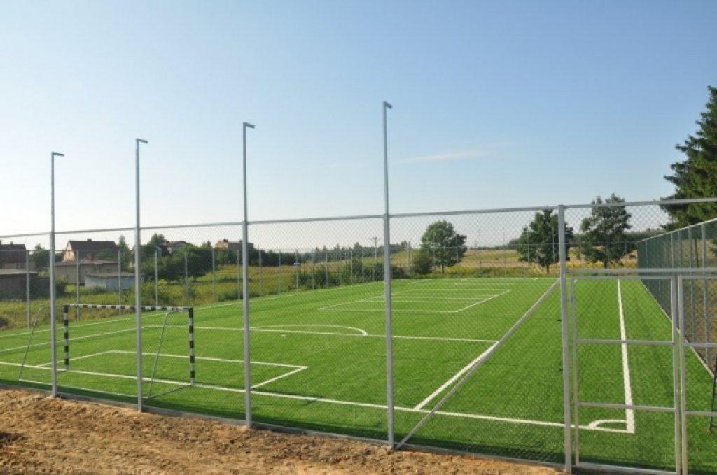 W Rumianie powstaje boisko wielofunkcyjne
