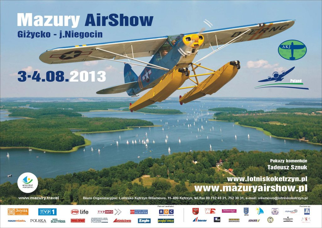 Mazury Air Show 2013