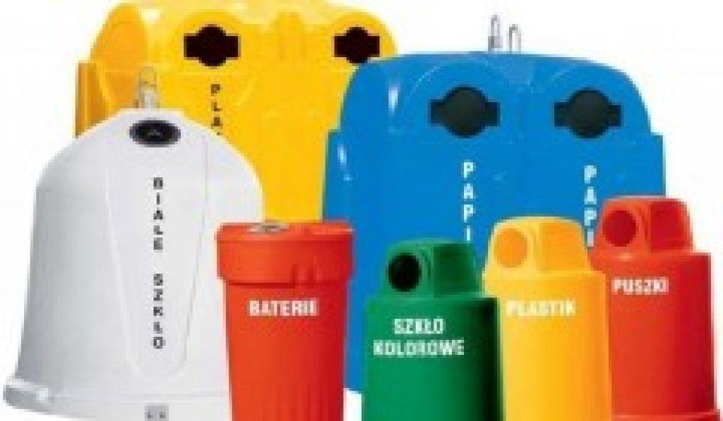 Zmiana harmonogramów odbioru odpadów