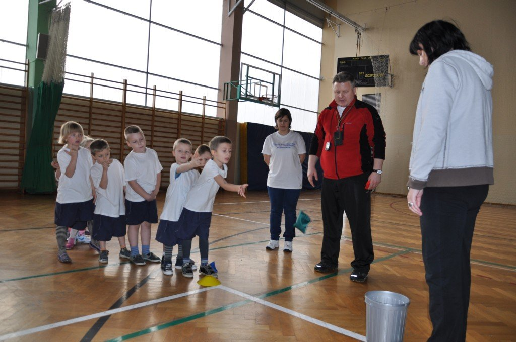III Sportowa Olimpiada Przedszkolaków