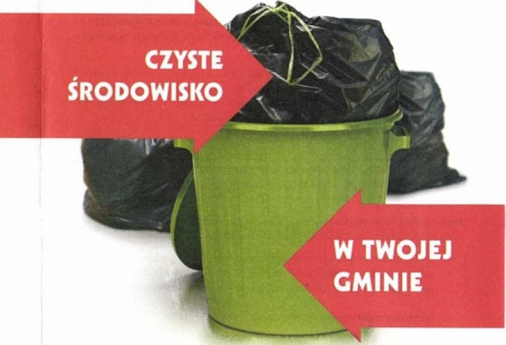 Informacja o nowym systemie gospodarowania odpadami