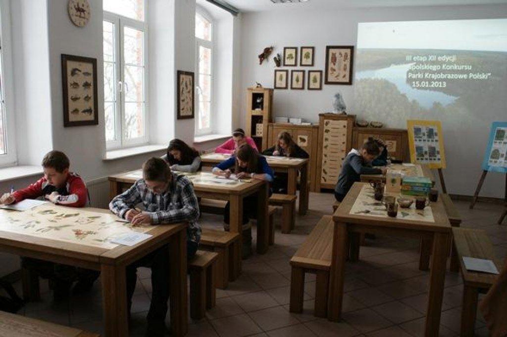 Konkurs Poznajemy Parki Krajobrazowe Polski