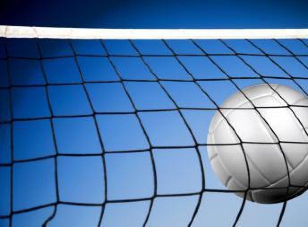 Siatkarze 'Omegi' przegrali w meczu z 'Bastenem'