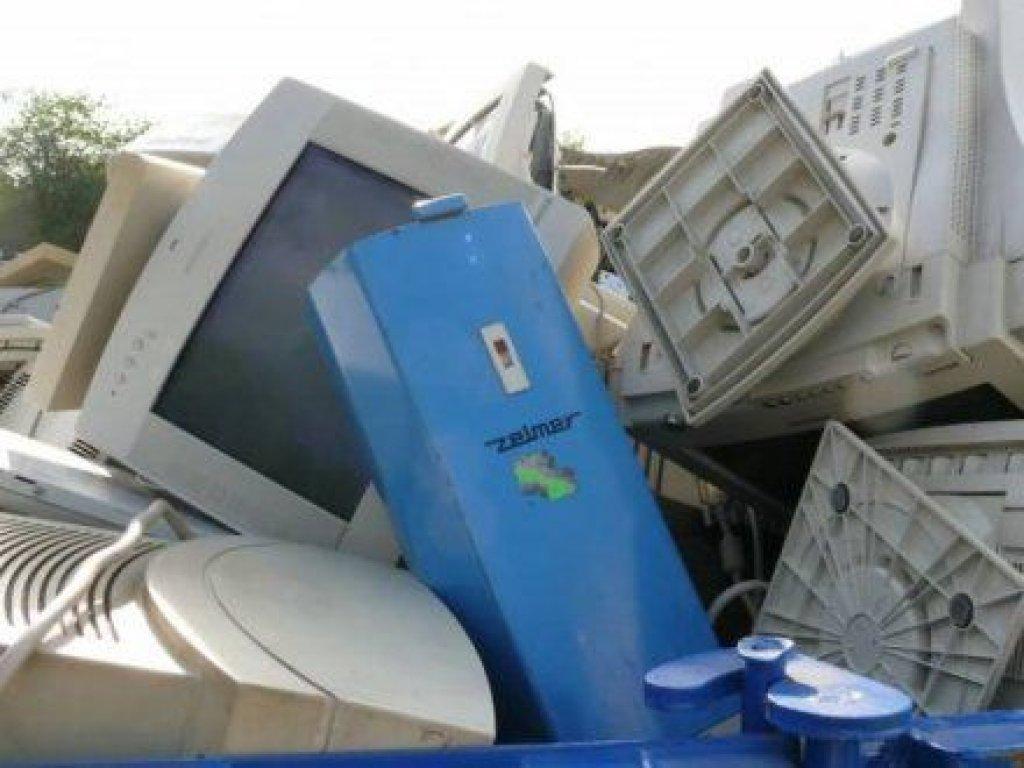 Zbiórka zużytego sprzętu elektrycznego i elektornicznego