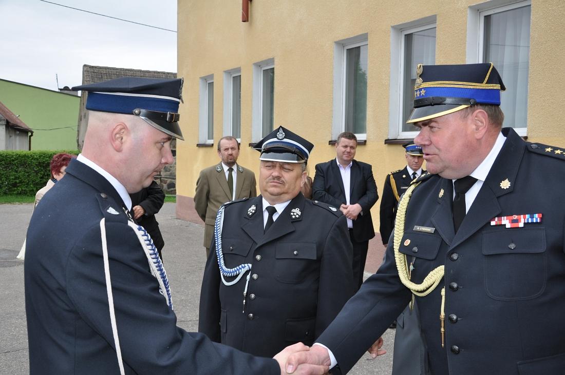 85 lat OSP w Rybnie
