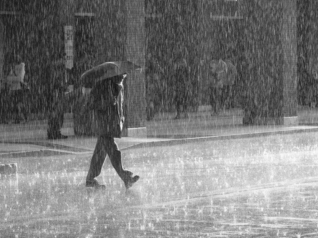 Ostrzeżenie meteorologiczne - Intensywne opady deszczu