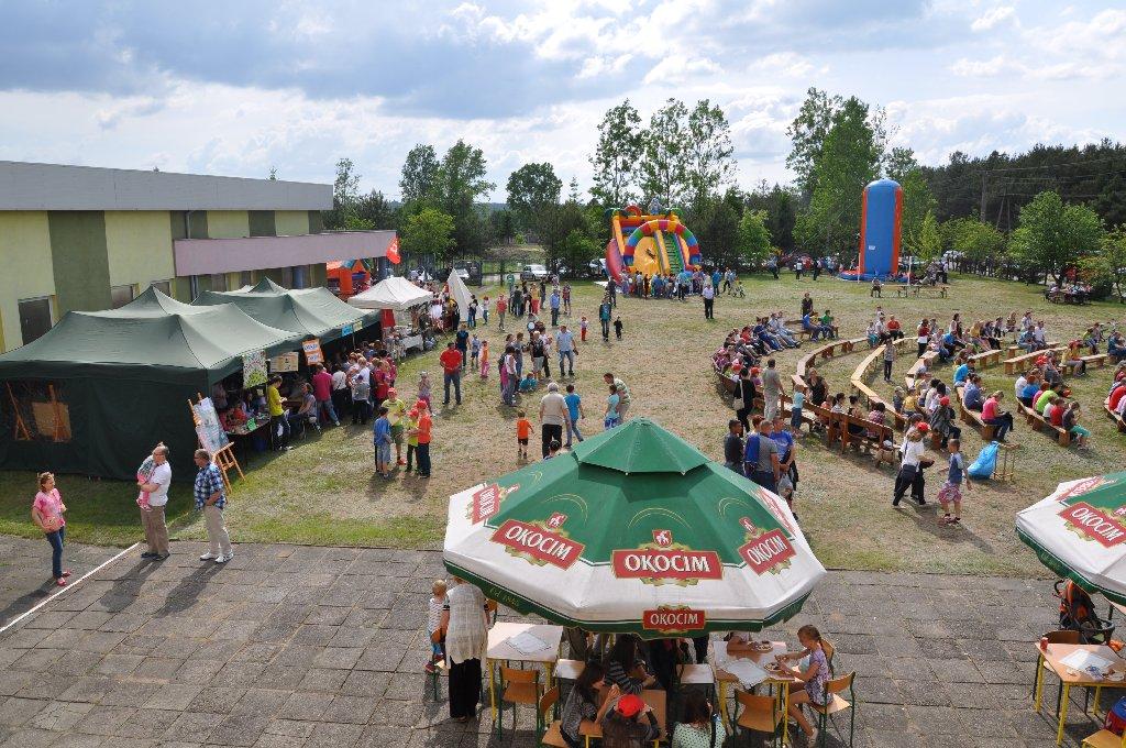 Dzień Dziecka 2013 r. w Rybnie