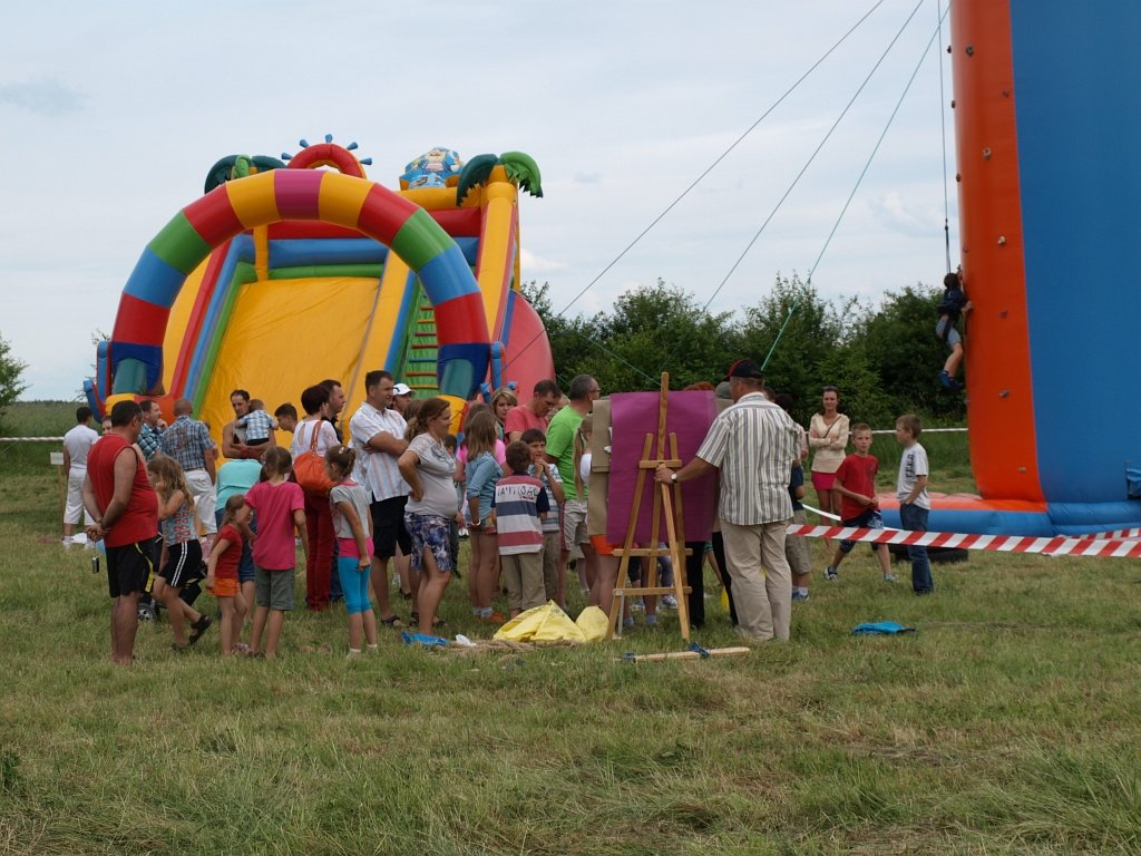 Festyn rodzinny w Rumianie