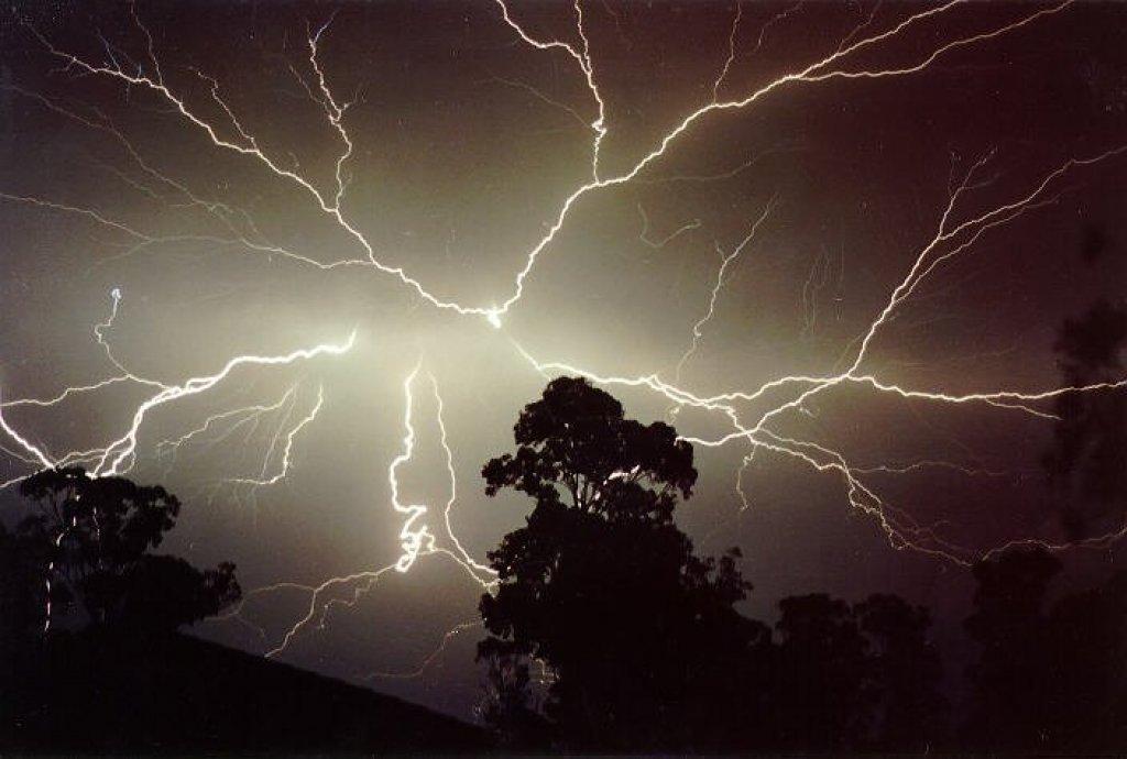 Ostrzeżenie meteorologiczne - silne burze z gradem
