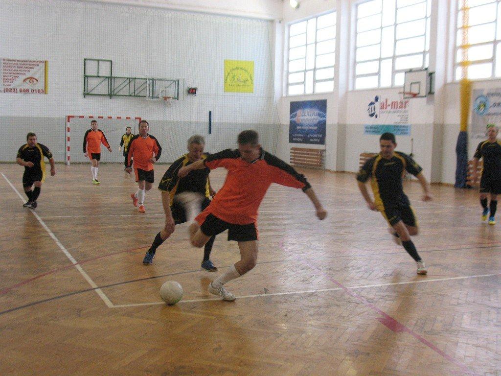 Gmina Rybno najlepsza w turnieju samorządowym