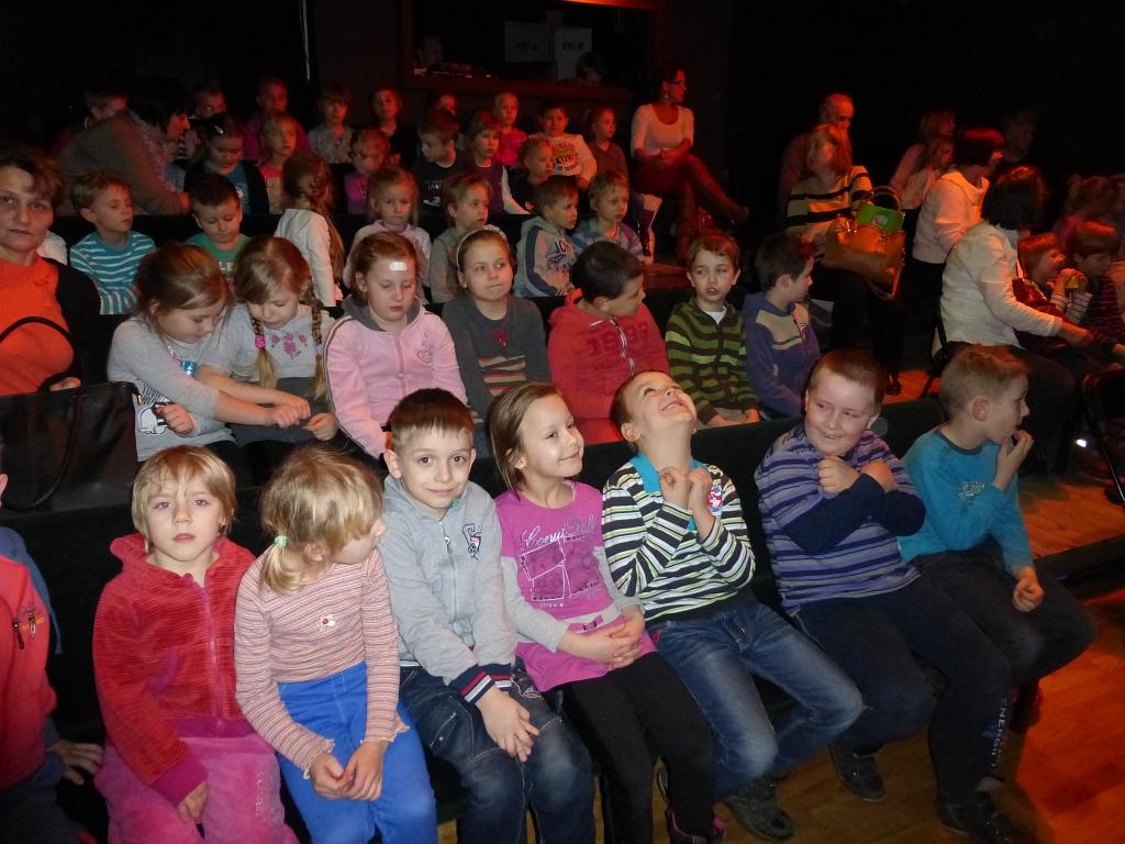 Warsztaty edukacyjne przedszkolaków w Olsztynie