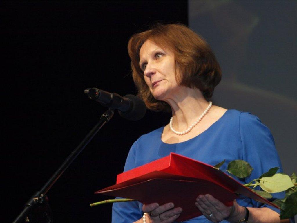 Laur Najlepszym z Najlepszych - wyróżnienie dla pani Magdaleny Anczykowskiej