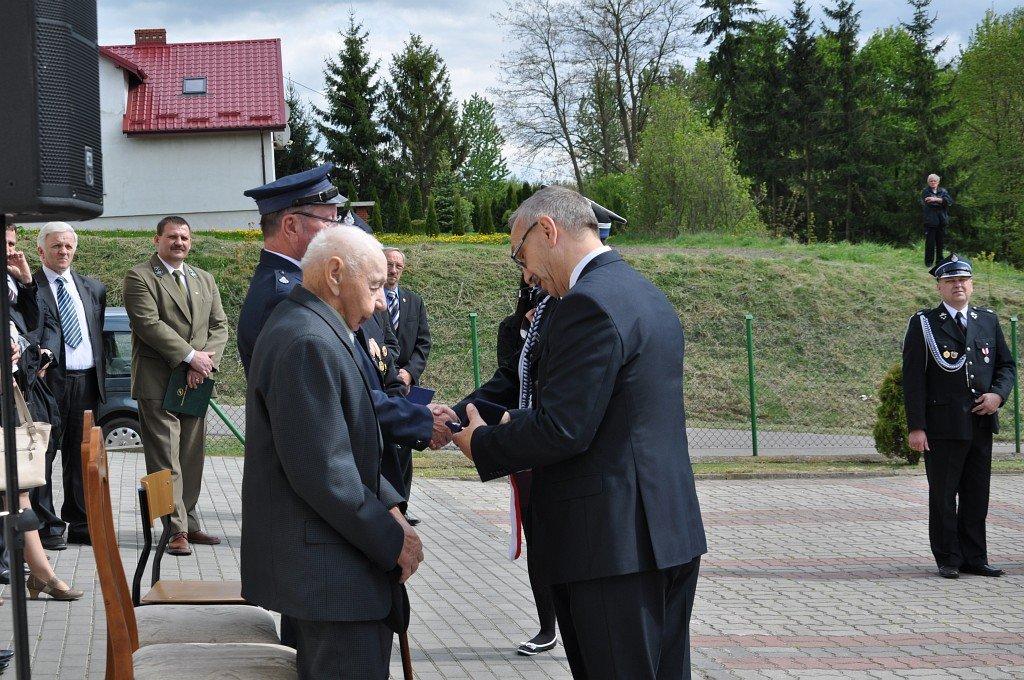 80 lat OSP Rumian
