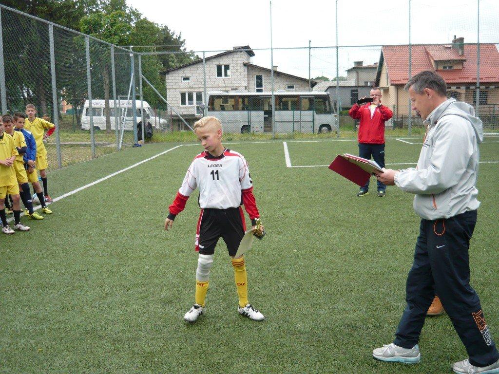 'Mała Piłkarska Kadra Czeka' - eliminacje