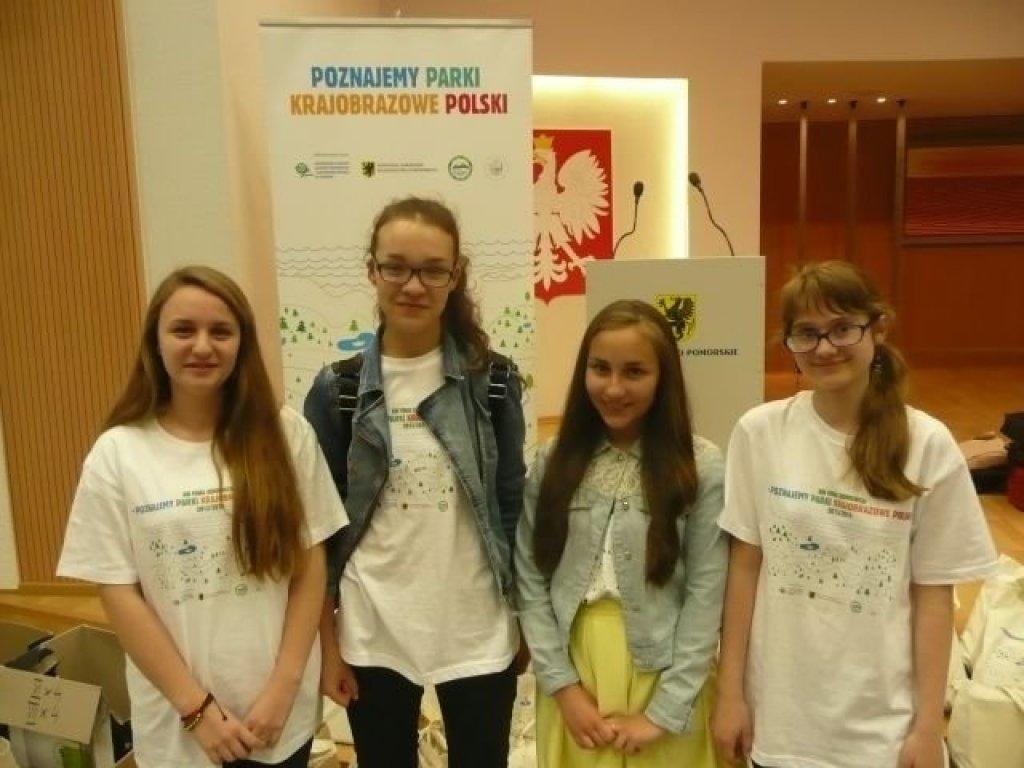 Krajowy Finał  Konkursu 'Poznajemy Parki Krajobrazowe Polski'