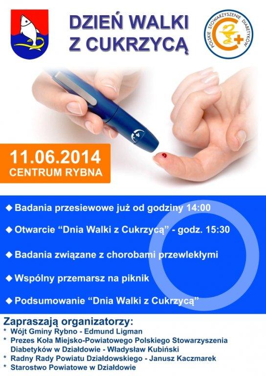 Dzień walki z cukrzycą
