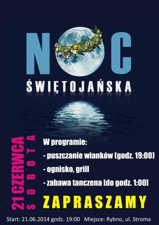 'Noc Świętojańska' 2014