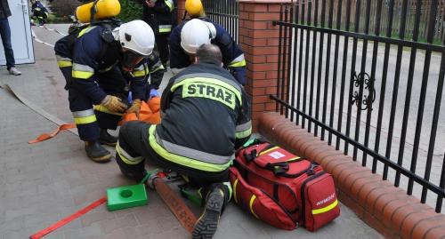 Zapytanie ofertowe w ramach projektu 'Szkolenia szansą podniesienia kwalifikacji strażaków'