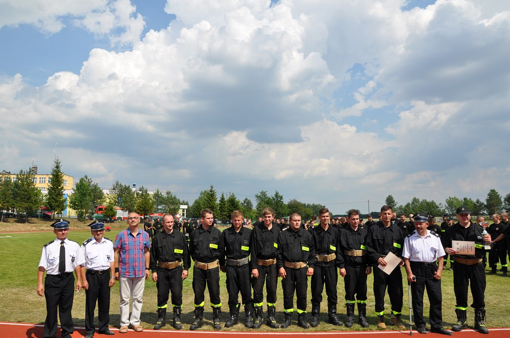 Zawody strażackie 2014