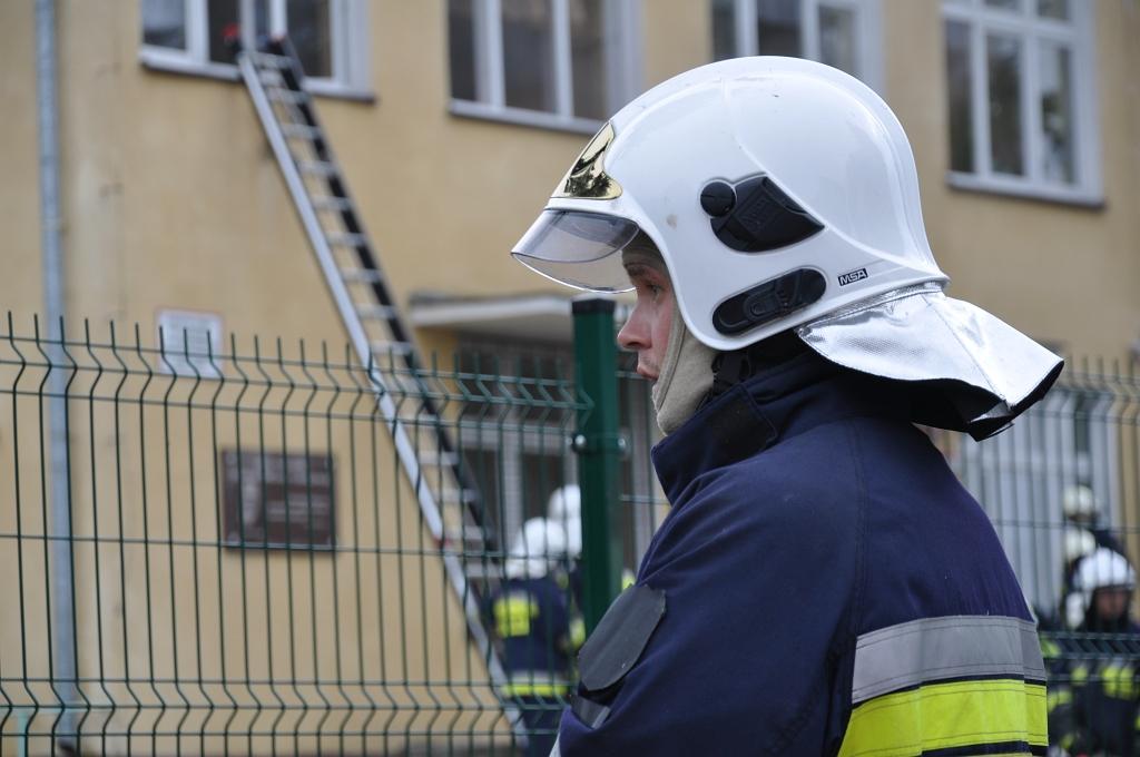 Ćwiczenia gminne OSP 2014